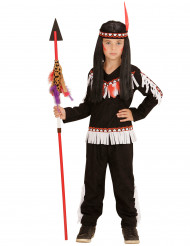 Kostume lille indianer til drenge