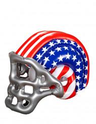 Hjelm amerikansk fodboldspiller USA oppustelig til voksne