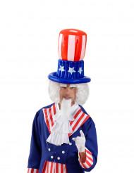 Hat høj amerikansk oppustelig