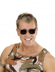 Briller camouflage til voksne