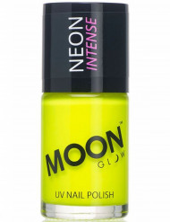 Neglelak gul selvlysende 15ml Moonglow©