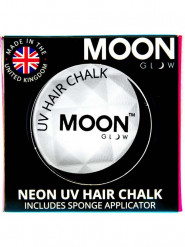Hvid hårcreme UV 3,5g Moonglow®