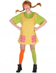 Pippi langstrømpe™ kostume