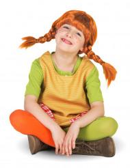 Paryk Pippi Langstrømpe™ til børn