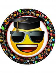 8 Paptallerkner Emoji™