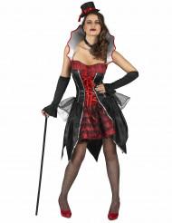 Kostume Grevinde Dracula dame