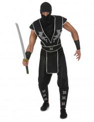 Kostume Ninja shurikenstjerne herre