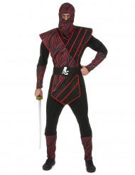 Kostume ninja herre