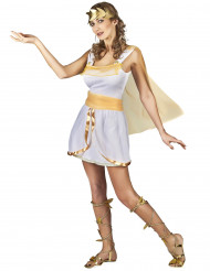 Kostume græskinspireret gudinde dame