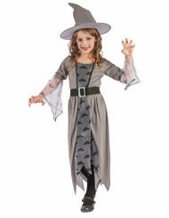 Kostume heks grå til piger