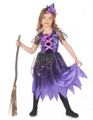 Kostume heks stjernebestrøet til piger