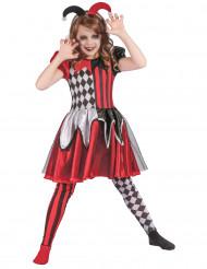 Kostume ond Harlekin til piger
