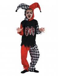 Kostume Harlekin blodig til drenge