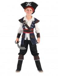 Kostume sørøverkaptajn det høje hav til drenge