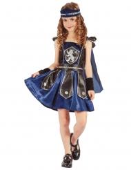 Kostume ridder løve kongeligt til piger