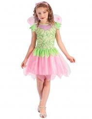 Kostume fe grøn og lyserød til piger