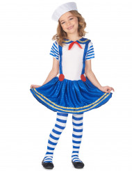 Kostume matros pailetter til piger