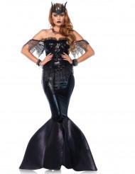 Kostume sort ond havfrue