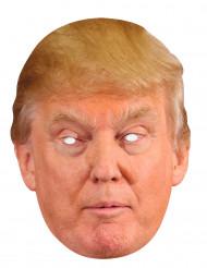 Maske karton Donald Trump