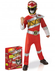 Kostume i gaveæske Power Rangers Rouge Dino Charge™