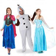 Gruppekostume Frost™