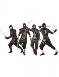 Gruppekostume ninja