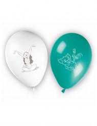 8 balloner printet med Vaiana™