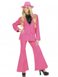 Kostume lyserød til kvinder