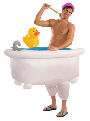 Kostume badekar oppusteligt