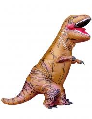 Oppusteligt Kostume Dinosaur T-rex til voksne