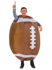 Kostume Oppustelig football Voksne
