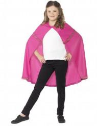 Kappe lyserød prinsesse til piger