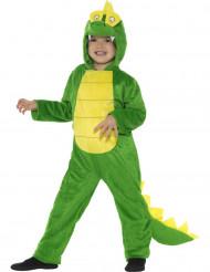 Krokodile kostume til børn