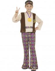 Kostume hippie til drenge