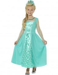 Kostume is prinsesse til piger