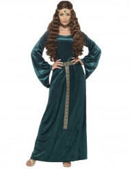 Kostume middelalder dronning
