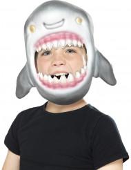 Maske hajhoved til børn