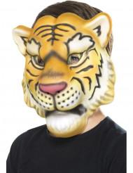 Tigermaske til børn