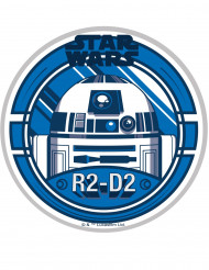 Kagepynt plade R2-D2 - Star Wars™ 20 cm