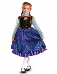 Kostume Anna fra Frozen™ til piger