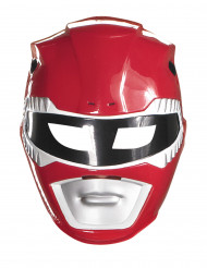 Maske Power Rangers™ rød til børn