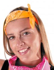 Bandana orange til voksne