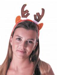 Hårbøjle rensdyr til jul voksen