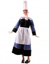Kostume breton kvinde luksus