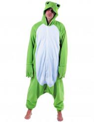 Kostume frø i grøn til voksne
