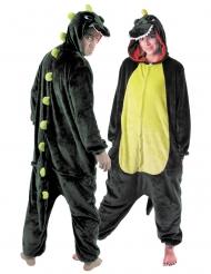 Kostume heldragt dinosaur til voksne
