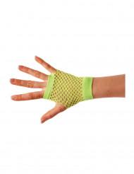 Handske neti grøn