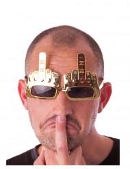 Venligsindede briller - voksen