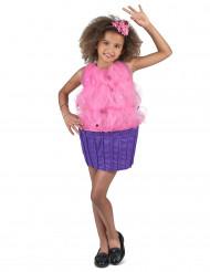 Kostume Cupcake Lyserød til piger
