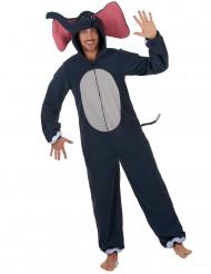 Kostume Elefant til mænd